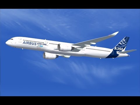 Airbus A350 XWB Construction Documentary - English