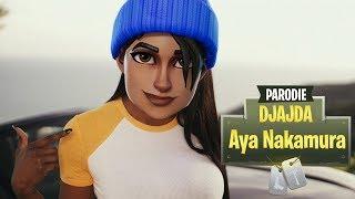 Aya Nakamura - Djadja (Parodie Fortnite)