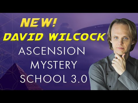 David Wilcock's Ascension Mystery School 3.0 is LIVE!