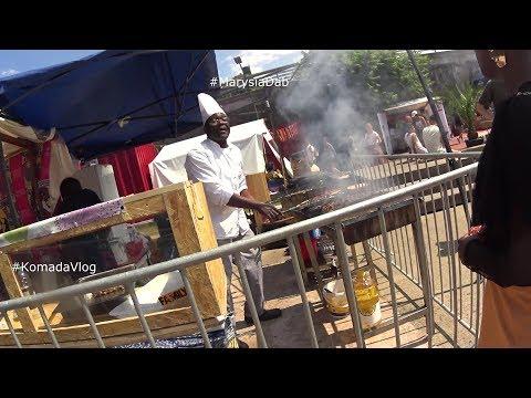 African Food Festival Berlin Full HD