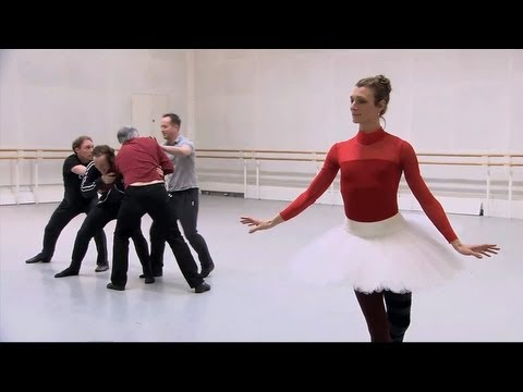 Becoming the Queen of Hearts - The Royal Ballet's Alice's Adventures in Wonderland