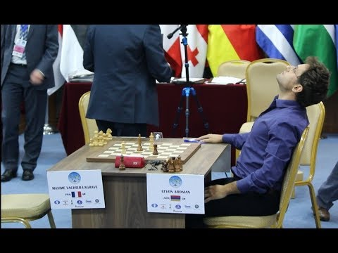 Aronian - MVL Armageddon Full Game