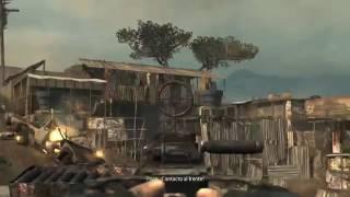 Call of Duty 8 Modern Warfare 3   Acto 1 Mision 6 Regreso a la parrilla   Español HD