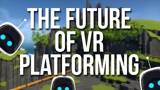 Robot Rescue and the Future of Platforming in VR