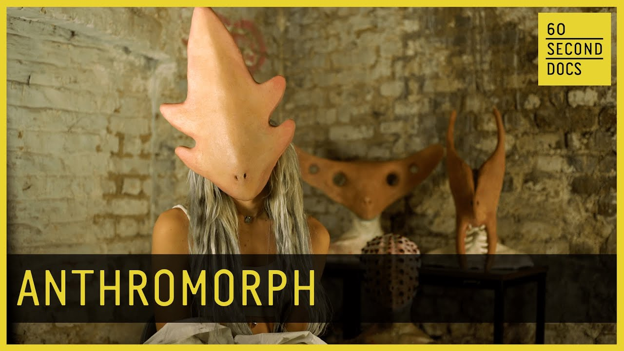 Anthromorph Creates Faceless Masks