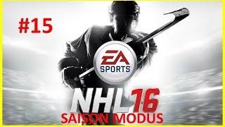 NHL 16 Saison Modus #15 - (let`s play/Deutsch/PS4)