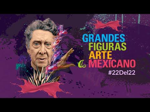 David Alfaro Siqueiros, arte y revolución. Grandes Figuras del Arte Mexicano