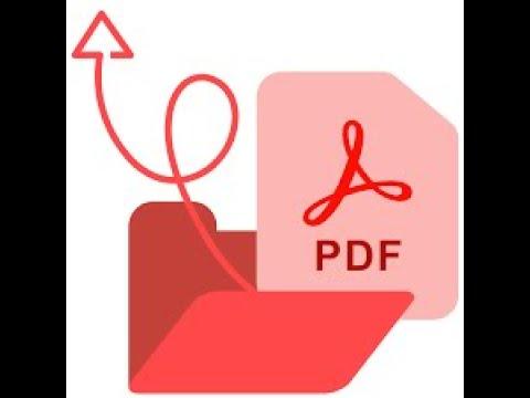 استخراج الصور من ملف pdf