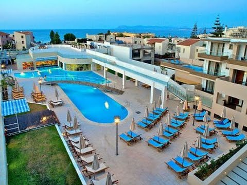 Iolida Star Hotel Beach Chania Greece