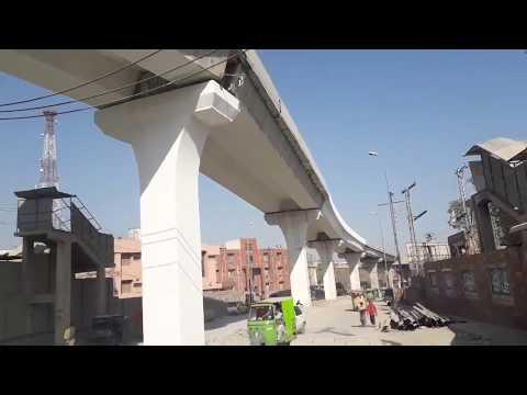 PESHAWAR | BRT BUS PROJECT | LRH | QELLA BALAHESAR | WORK | UPDATES