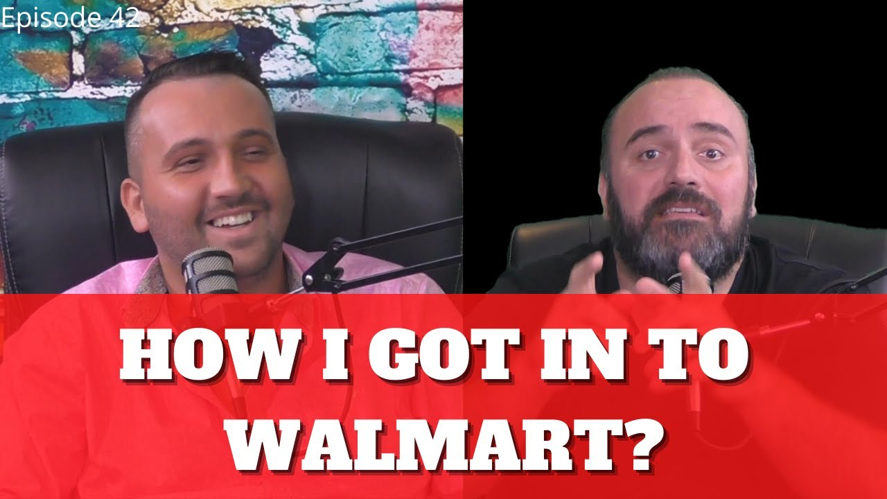 How I Got My Product In To Walmart and Amazon?