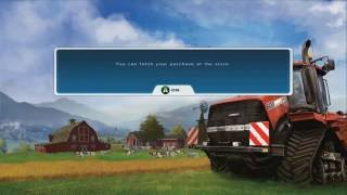 Farming Simulator 13 XBOX 360 So Back to Hagenstedt Episode 0