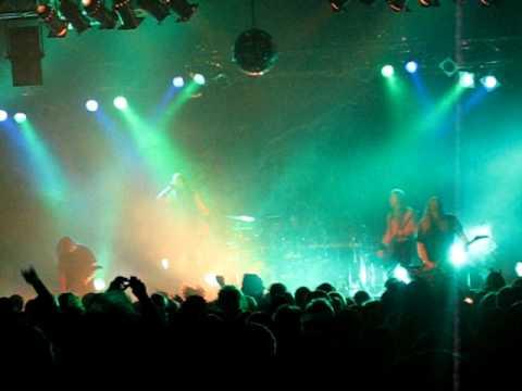 Amon Amarth - North Sea Storm Live @ Stuttgart, 16.3.2009