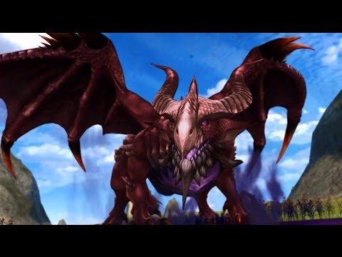 Tales of Berseria English - Part 39: Boss: Hellkite / Back into the Marsh