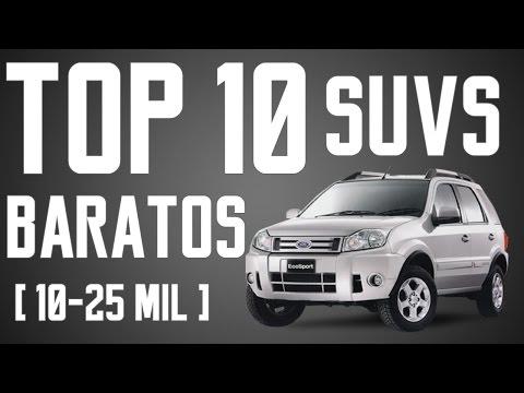 TOP 10 SUV S USADOS MAIS BARATOS DO BRASIL R 10 25 MIL Canal KMBR