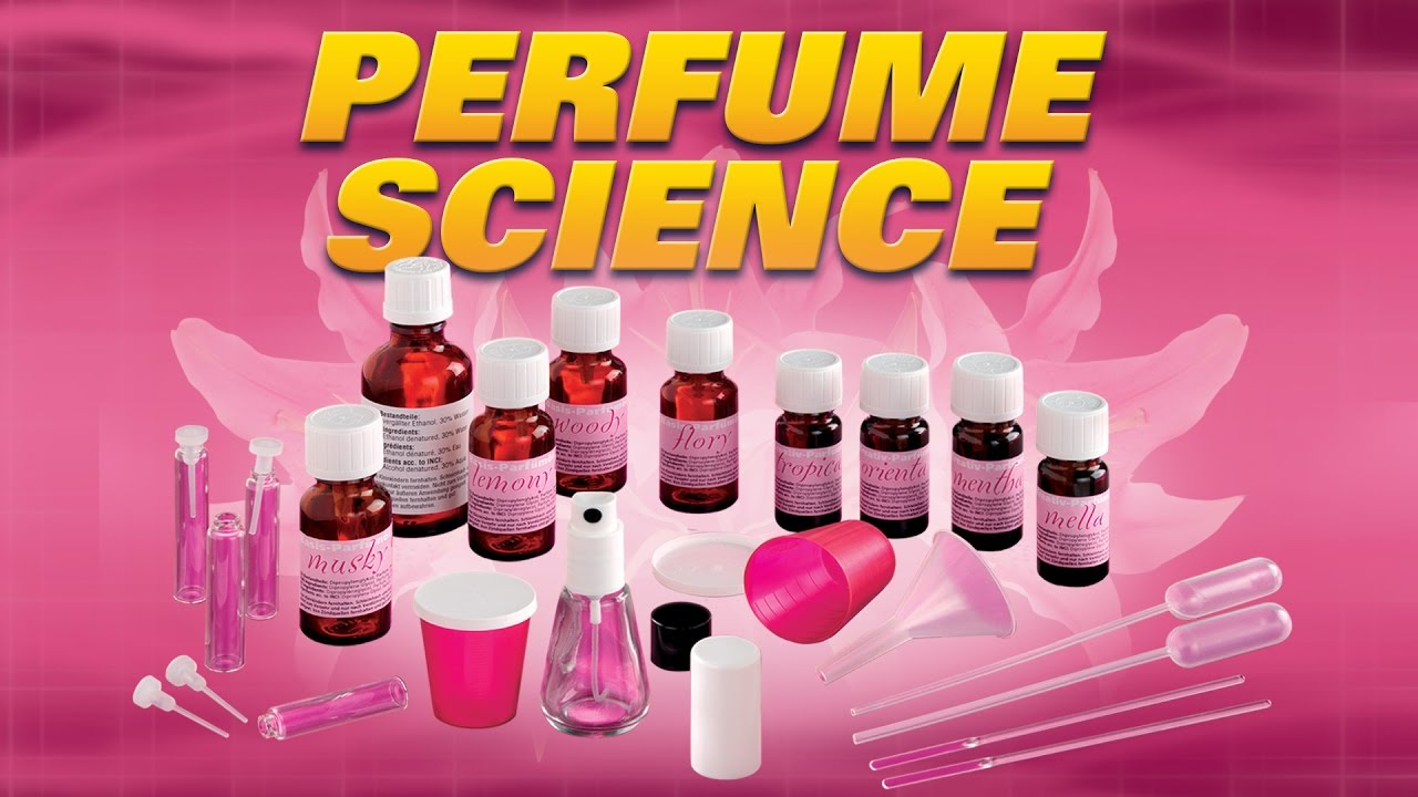 f2e9970e2 Science Kits: Perfume Science