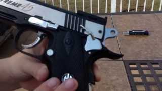 G&g Xtreme 45 Co2 Blowback Pistol Review/shooting