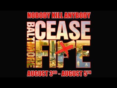 Baltimore Ceasefire Celebrates One-Year Anniversary
