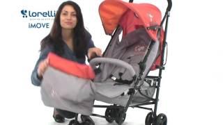 Видео обзор: детская прогулочная коляска Lorelli iMOVE(, 2016-02-12T14:09:36.000Z)