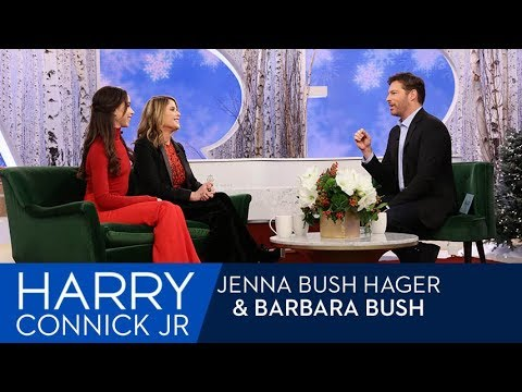Barbara Bush on Growing Up with Her Grandma's Name