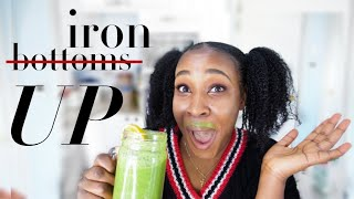 3 IRRESISTIBLE IRON RICH SMOOTHIES! Drink Your Way Out of Iron Deficiency