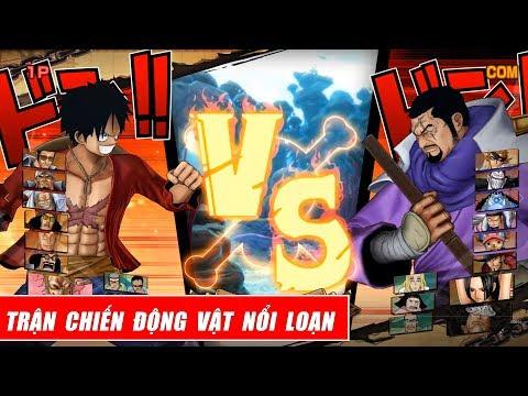 Song đấu One Piece : Khi Các Loài động Vật Nổi Dậy