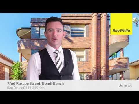 SOLD!!! Beachside opportunity - 7/66 Roscoe St, Bondi Beach