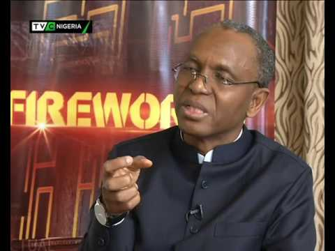 Fireworks with Kaduna State Governor Nasir El-Rufai Part 2 | TVC Nigeria