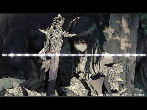 M.O x Lotto Boyz x Mr Eazi - Bad Vibes - [Nightcore]