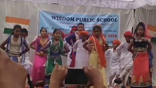 Rangeelo Maro Dhona - Amazing Indian School girl Dance