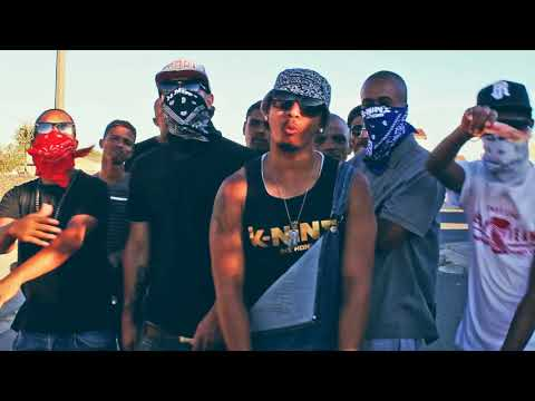 K-NiNE DIE HOND - YOU AIN'T SSHHH (Official Music Video)