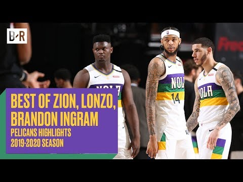 Pelicans Have One Of The Best Young Cores In The NBA | 2019-2020 Season Highlights