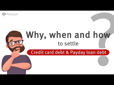 why,-when-and-how-to-settle-credit-card-and-payday-loan-debt