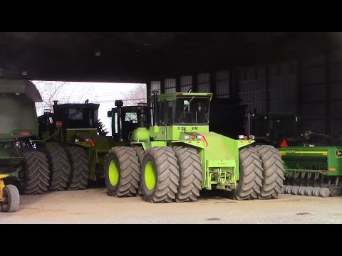 Big Tractor Power Winter Video Lineup  Preview