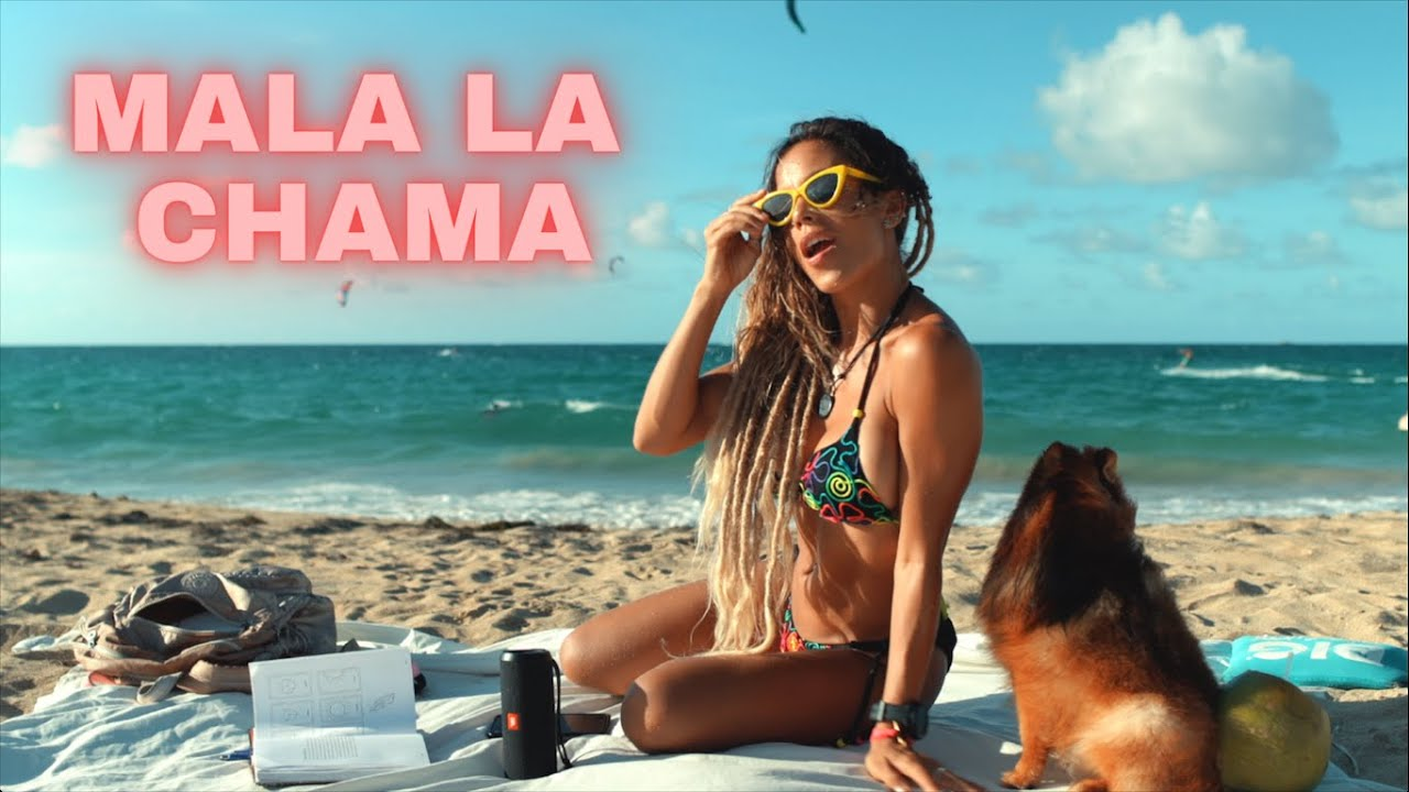 Magga Braco - Mala La Chama (Lyric Video)