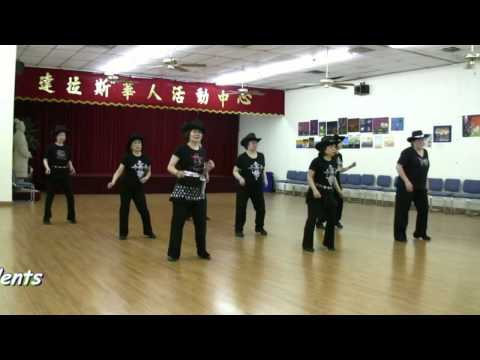 Tap Room Boogie -Line Dance (Demo & Teach)
