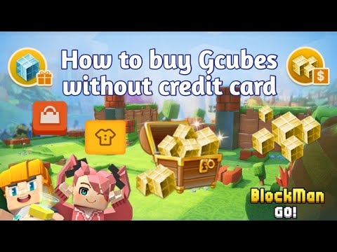 How To Buy Gcubes Without Credit Cards