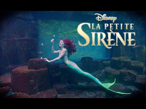 Live action The Little mermaid!!! – Part of that world! (Claire la Sirène, Cover by Chloe Guerin)