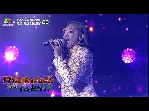 Tabitha King (Semi-Final)  | THAILAND'S GOT TALENT 2018