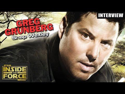Greg Grunberg - Interview (Inside The Force)