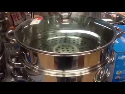 steam pot youtube. Black Bedroom Furniture Sets. Home Design Ideas