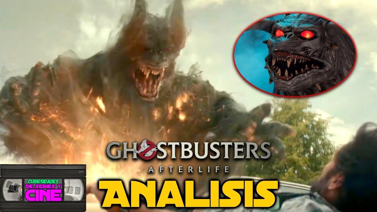 Ghostbusters Afterlife -Análisis segundo tráiler, easter eggs y referencias