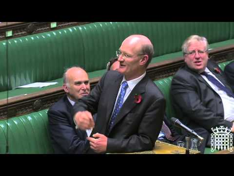 Duncan Hames questions David Willetts about Higher Education Repayments - 03.11.2010