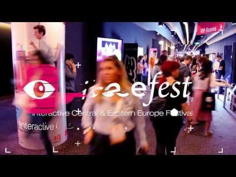 Peter Hopwood MC - ICEEfest Media Festival 2016 Bucharest