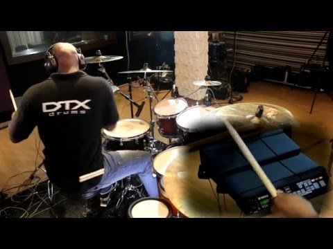 Josivaldo Santos  Kryptonite Mario Drum   DTX Multi 12