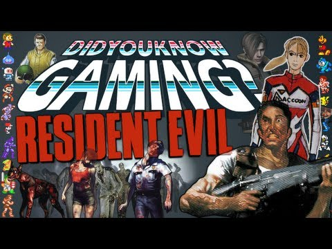 Resident Evil - Did You Know Gaming? Feat. ProJared |