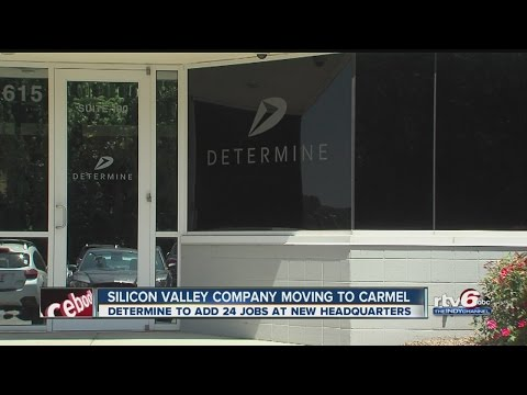 Silicon Valley company moving to Carmel