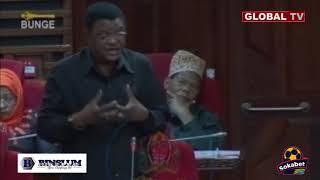 """""""Waziri Mpango ni Kiburi, Bahati Nzuri Wabunge wa CCM Wanamuheshimu"""" -NDASSA"""