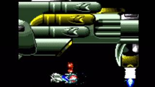 R-Type (Game Boy Color Version, R-Type DX) - No Death Run (Hard Difficulty)