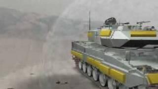 Leopard Tank Countermeasures